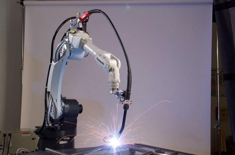 Modernistyczne Spawanie zrobotyzowane - spawanie robotem TT43