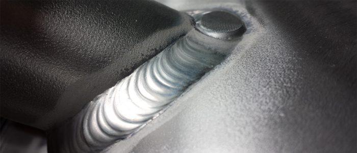 spawanie aluminium