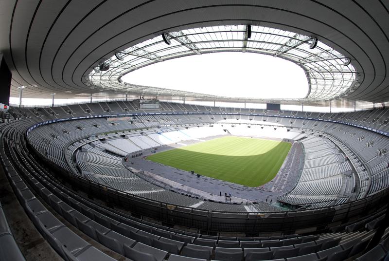 Konstrukcja stade de france base group sp z o o - Superficie stade de france ...