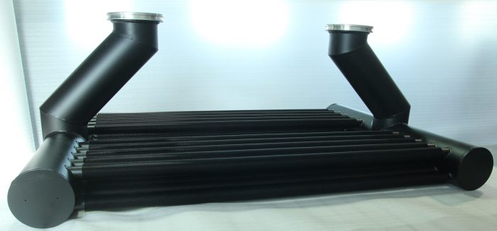 Aluminiowe wymienniki ciepła do wyłącznika generatorowego
