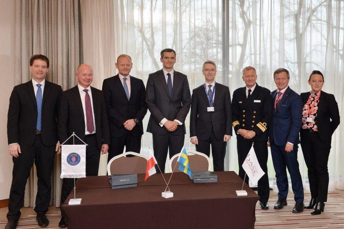 Base Group podpisał umowę z Saab