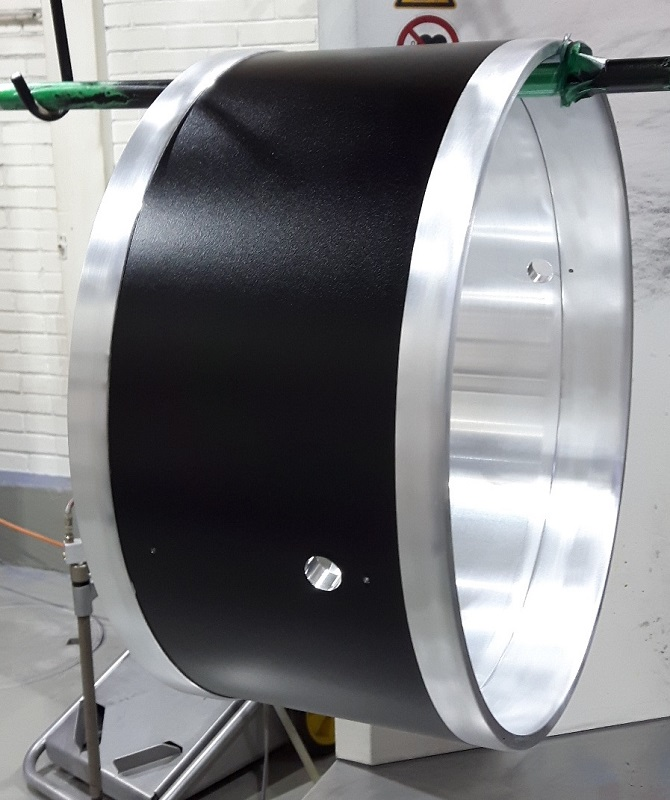Welding of steel structures for power industry