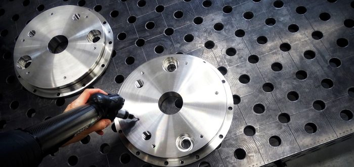 wytwarzanie spawanych konstrukcji metalowych